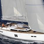 Hanse 545 for charter