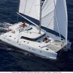 Amalfi Coast sailing holidays Lagoon 500 America