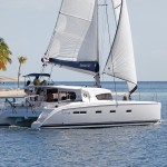 "Nautitech 44 ""Principessa"" Amalfi Coast sailing holidays"