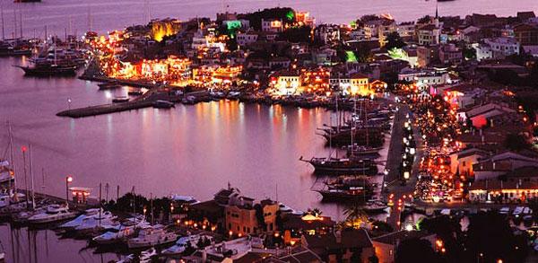 crociere in caicco in Turchia e Grecia Marmaris Fethiye
