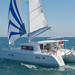 Lagoon 421 Aeolian Islands sailing charters