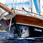 Caicco turchia Bodrum private gulet charter