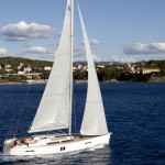 hanse 545 sailing yacht charter