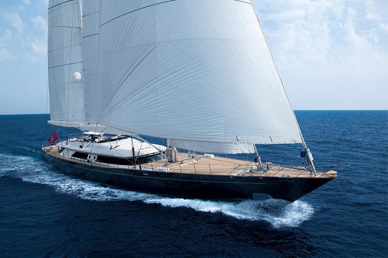 Zenji vacanze in barca yacht di lusso charterby charterby for 110 piedi in metri