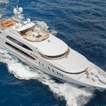 Luxury power yacht for private charter and cruise-1