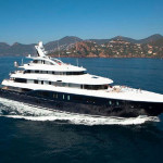 luxury power yacht for private charter Excellence-V