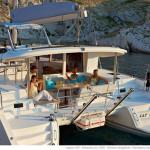 lagoon_400 sailing yacht charters