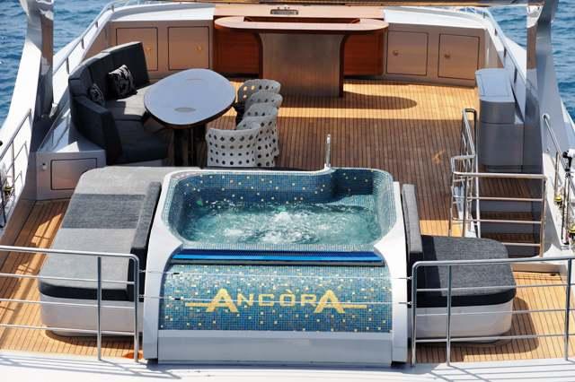 Home livingu d in barca come a casa sx e gli yacht sanlorenzo