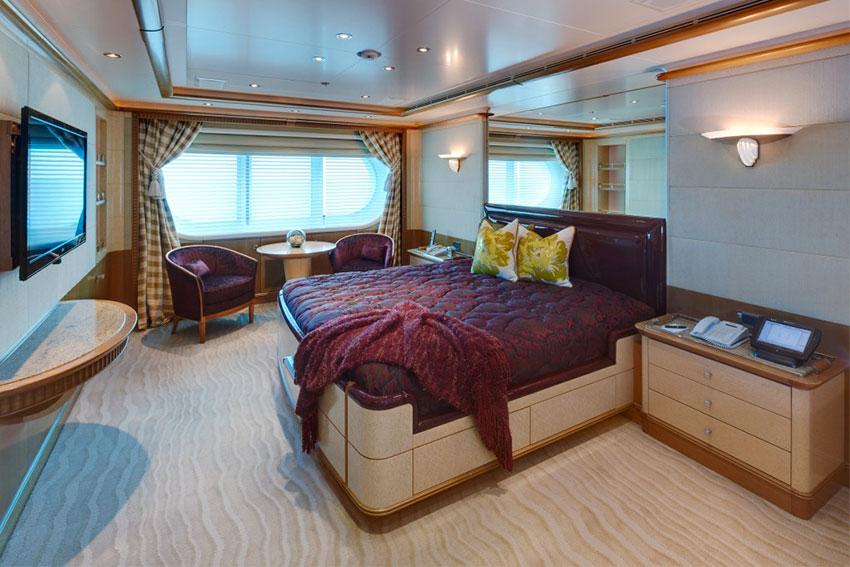 Yacht a motore di lusso per crociere private noleggio for Cabine invernali di lusso